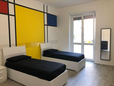 Shared room for rent from 20 May 2019 (Via Louis Pasteur, Milan)