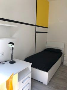 Private room for rent from 23 Feb 2020 (Via Louis Pasteur, Milan)