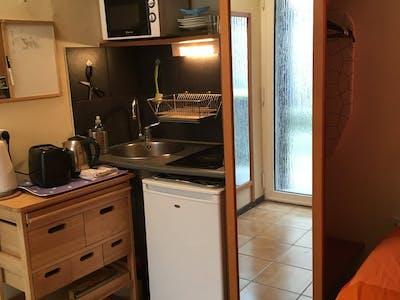 Apartamento para alugar desde 09 abr 2020 (Boulevard Carteret, Reims)