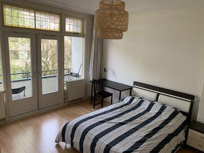Privatzimmer zur Miete von 01 Aug 2019 (Libellenstraat, Rotterdam)