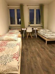 Mehrbettzimmer zur Miete ab 01 März 2022 (Potsdamer Straße, Berlin)
