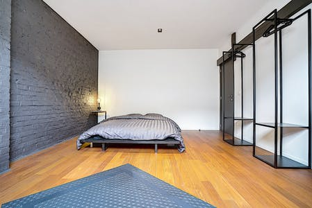 Private room for rent from 01 May 2020 (Rue d'Angleterre, Charleroi)