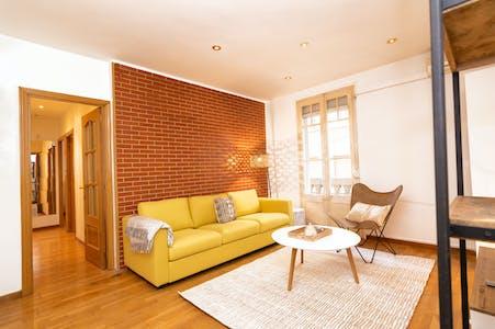 Wohnung zur Miete von 07 Oct 2019 (Carrer del Montseny, L'Hospitalet de Llobregat)