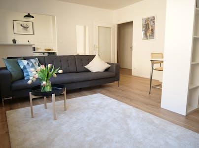 Apartamento para alugar desde 01 Nov 2019 (Körnerstraße, Berlin)