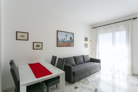 Apartment for rent from 29 Jul 2019 (Via Lorenteggio, Milan)