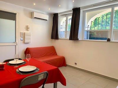 Apartamento de alquiler desde 12 Dec 2019 (Avenue de la Liberté, Vallauris)