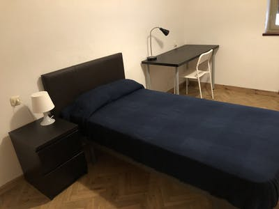 Private room for rent from 20 Aug 2019 (Calle Llano Ponte, Oviedo)