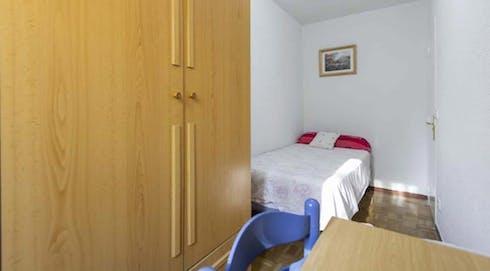 WG-Zimmer zur Miete ab 01 Juli 2020 (Calle Hacienda de Pavones, Madrid)