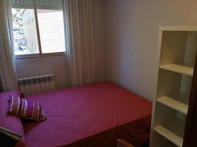 Private room for rent from 01 Jun 2020 (Calle Hacienda de Pavones, Madrid)