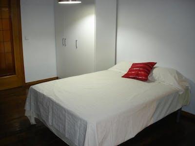 Private room for rent from 01 Nov 2020 (Calle de Blasco de Garay, Madrid)