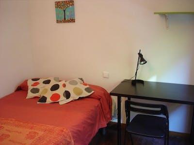 Private room for rent from 01 Jul 2020 (Calle de Blasco de Garay, Madrid)