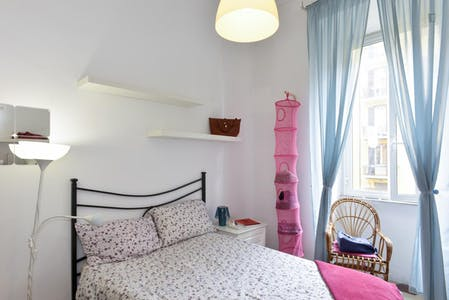 Private room for rent from 01 Sep 2019 (Via dei Ramni, Rome)