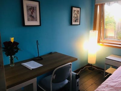 Private room for rent from 01 Jun 2020 (Åkervägen, Fullersta)