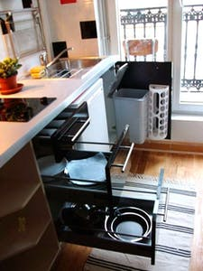 Appartement te huur vanaf 01 Dec 2019 (Rue de la Grange-Batelière, Paris)