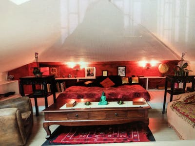 Private room for rent from 24 May 2019 (Via Luigi Lilio, Rome)