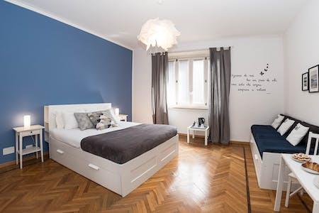 Privé kamer te huur vanaf 01 sep. 2021 (Corso Massimo D'Azeglio, Turin)