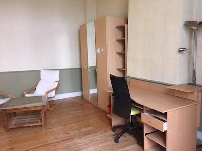 Stanza privata in affitto a partire dal 18 mag 2020 (Rue Vanderschrick, Saint-Gilles)