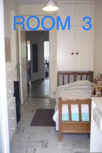 Private room for rent from 25 May 2019 (Square Prince Léopold, Brussels)