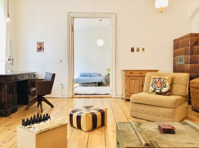 Apartment for rent from 21 May 2019 (Rosenthaler Straße, Berlin)
