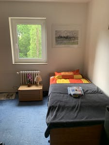 Private room for rent from 01 Apr 2020 (Angerburger Allee, Berlin)