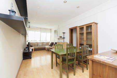 Appartement te huur vanaf 15 Dec 2019 (Carrer d'Aragó, Barcelona)