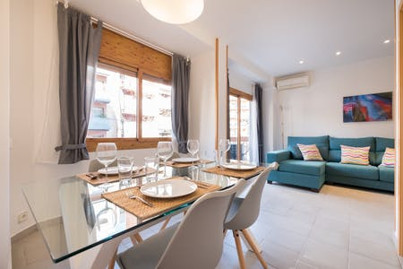 Apartment for rent from 31 Jul 2019 (Carrer de l'Alcalde de Móstoles, Barcelona)
