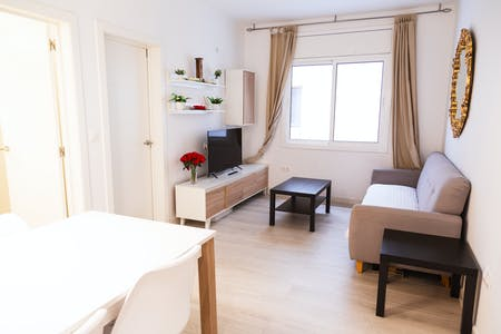 Appartement te huur vanaf 08 Sep 2019 (Gran Via de les Corts Catalanes, Barcelona)