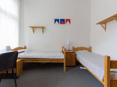 Shared room for rent from 28 Feb 2020 (Kolodvorska ulica, Ljubljana)