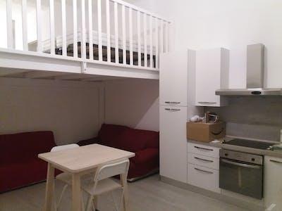 Appartement te huur vanaf 01 Apr 2021 (Via Edmondo De Amicis, Bresso)
