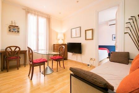 Appartamento in affitto a partire dal 23 Mar 2020 (Carrer de Còrsega, Barcelona)