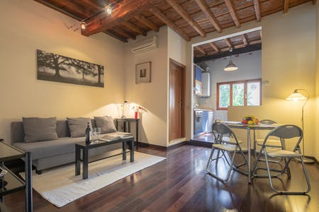 Apartment for rent from 10 May 2024 (Via del Leone, Florence)