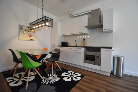 Apartment for rent from 22 Aug 2019 (Aelbrechtskade, Rotterdam)