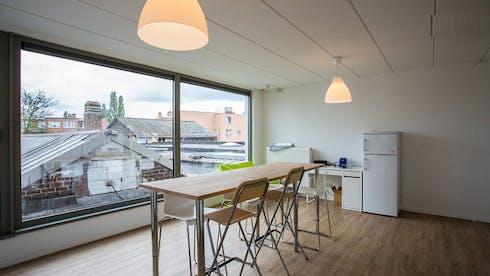 Privatzimmer zur Miete von 01 Nov 2019 (Bergensesteenweg, Anderlecht)