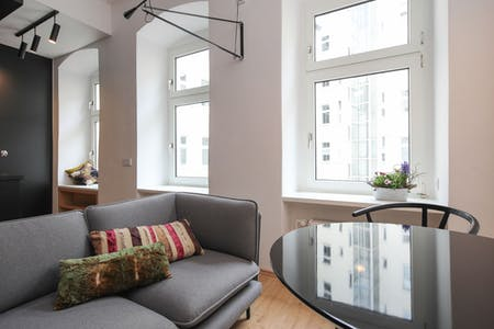 Apartment for rent from 26 May 2020 (Graefestraße, Berlin)