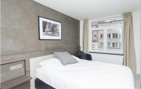 Quarto privado para alugar desde 01 Dec 2019 (Rue Philippe Baucq, Etterbeek)