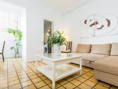 整套公寓租从21 1月 2020 (Carrer de la Marina, Barcelona)