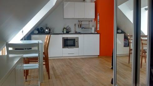 Appartamento in affitto a partire dal 26 Jul 2019 (Quai de Paris, Strasbourg)