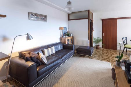 Private room for rent from 29 Jun 2019 (Plaza Actor Enrique Rambal, Valencia)