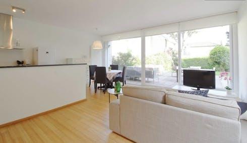 Apartamento de alquiler desde 01 Oct 2020 (Avenue Hamoir, Uccle)