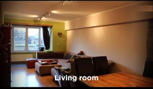 Privatzimmer zur Miete von 25 May 2019 (Rue Van Wambeke, Molenbeek-Saint-Jean)