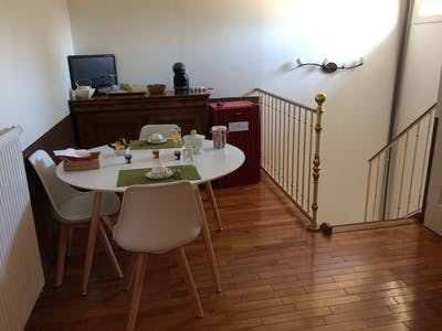 Private room for rent from 16 Dec 2019 (Chemin de Charrière, Dardilly)