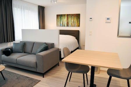 Apartamento de alquiler desde 24 Jun 2019 (Groendreef, Brussels)