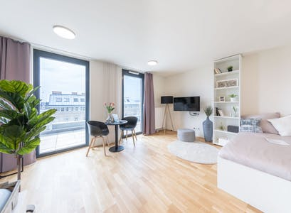 Apartment for rent from 01 Sep 2019 (Dresdner Straße, Vienna)
