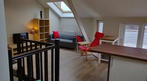 Wohnung zur Miete ab 01 Sep. 2020 (Rue des Deux Églises, Saint-Josse-ten-Noode)