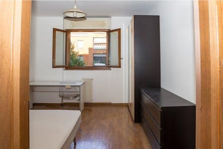 Privé kamer te huur vanaf 01 Jul 2019 (Via Nicola Romeo, Milano)