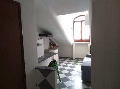 Studio for rent from 01 Oct 2019 (Via Giovanni Francesco Napione, Turin)