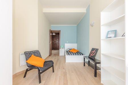 WG-Zimmer zur Miete ab 01 Aug. 2020 (Via Giuseppe Mazzini, Pisa)