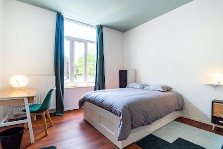 Stanza privata in affitto a partire dal 01 Oct 2019 (Rue Isaac, Charleroi)