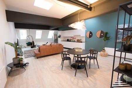 Apartamento de alquiler desde 30 Jun 2019 (Pieter de Hoochstraat, Rotterdam)