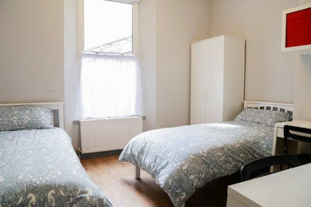 Shared room for rent from 19 Dec 2019 (Royal Canal Terrace, Dublin)